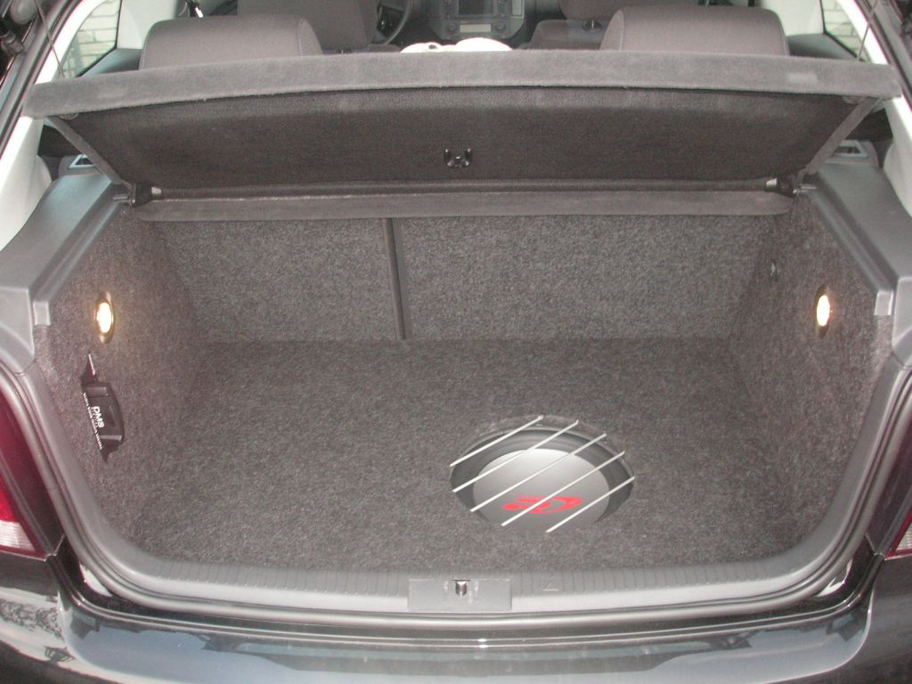 Box Subwoofer mini cooper 2004
